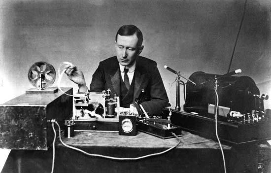 Guglielmo Marchese Marconi