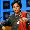 Indra K. Nooyi (Chairman, chief executive, PepsiCo)