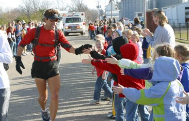 The Ultramarathon Runner