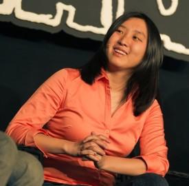 Alexa Andrzejewski, the Co-founder of Foodspotting