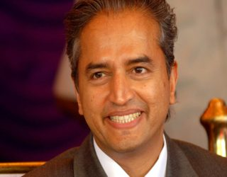 Dr. Devi Shetty, Chairman, Narayana Health City, Bangalore.