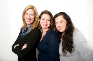 Lisa Stone, Jory Des Jardins, Elisa Camahort Page