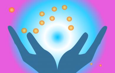 Receiving Hands