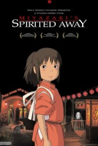 The plot of Spirited Away