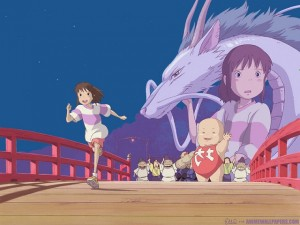 Life Lessons from Spirited Away