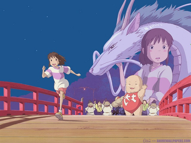 Spirited Away The Final Moment