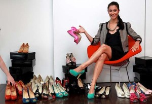 Shoes of Prey Co-founder  Jodie Fox