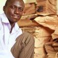 Paper Bag King Andrew Mupuya