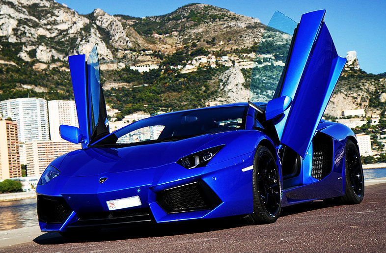 Lamborghini Now. The Aventador 2013