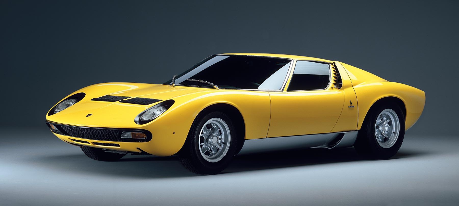 Lamborghini Miura 1996