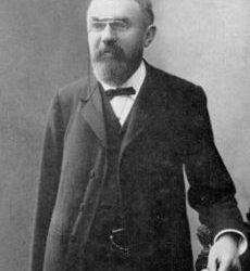 Jules Henri Poincaré (1854-1912) France
