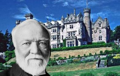 Andrew Carnegie Rags To Riches