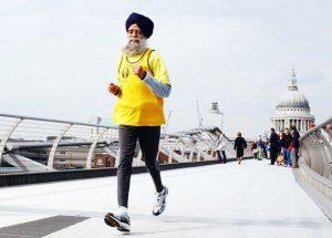 Fauja Singh, Image Courtesy: ESPN
