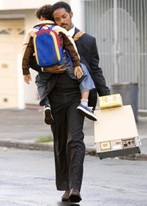 Image from the movie   The Pursuit of Happyness