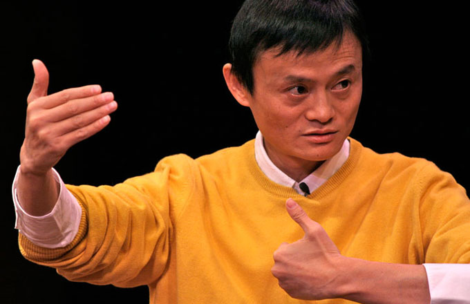 Jack Ma. Photo Courtesy: CCTV America