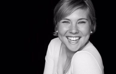 Leukemia survivor Nicole Graham